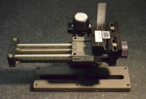 microspeaker clamp
