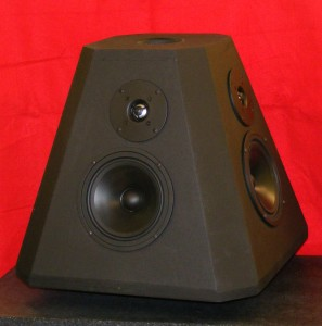 prototype commercial speaker for show